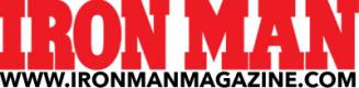 Ironman Magazine Logo